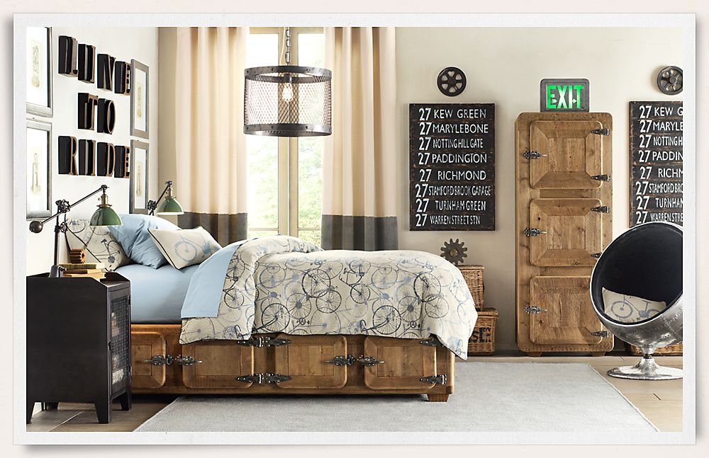 Beautiful And Traditional Boys Room Decor Home Design