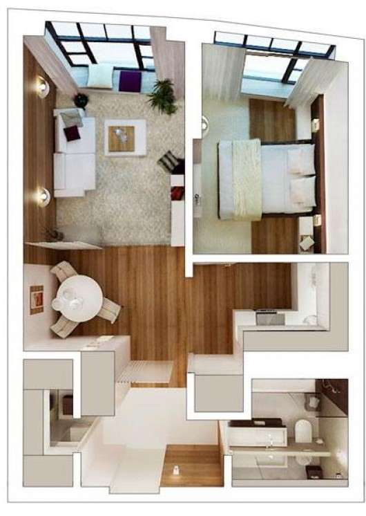 Home Decorating Ideas Small Apartments Creation