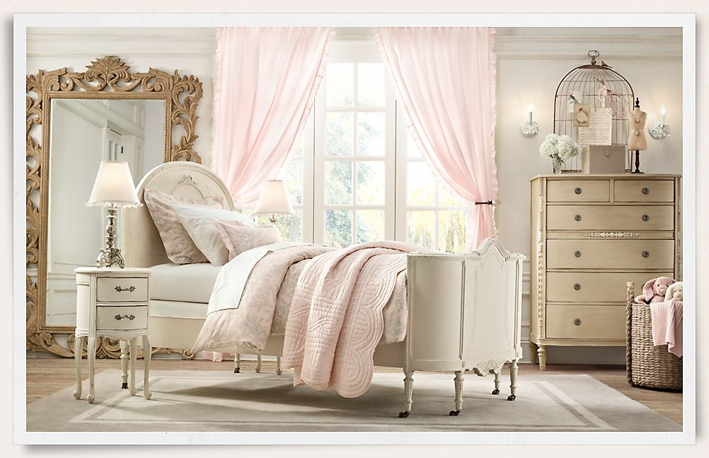 Ballerina Themed Baby Room