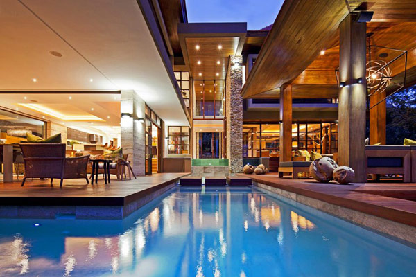Beautiful Buildings – SGNW House In South Africa