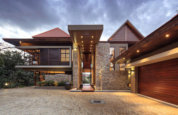 Beautiful Buildings Sgnw House South Africa Home Design Garden Amp Architecture Blog Magazine