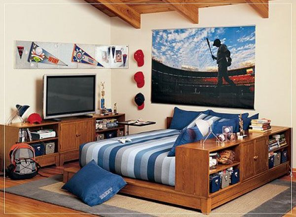 20 bedroom designs for teenage boys | home design, garden