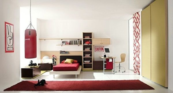 Bedroom-Design-for-Teenage-Boys-6 | Home Design, Garden ...