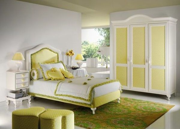 7 Inspiring Kid Room Color Options For Your Little Ones: 20 Bedroom Designs For Teenage Girls