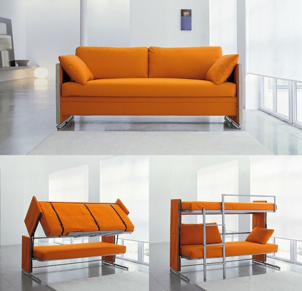 Clever Design Of A Multifunctional Sofa Home Design