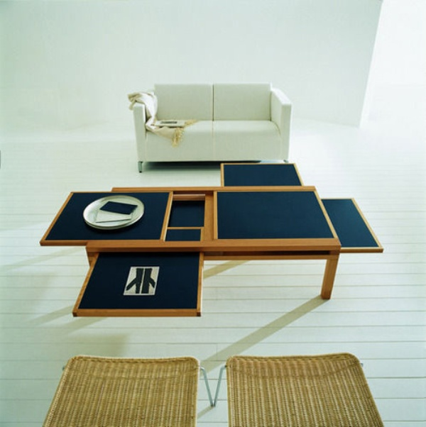 expandable coffee table plans