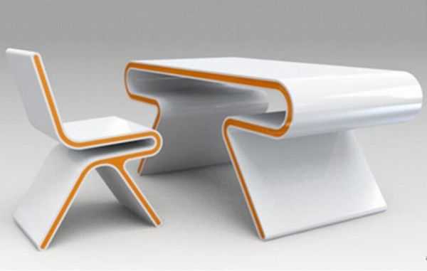 Interesting and innovative office furniture design home for Innovate product design