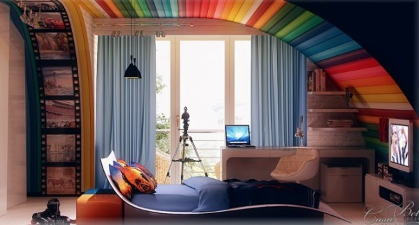 Dream rooms for kids home design garden architecture for Kids dream room