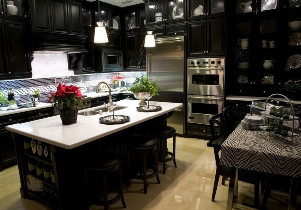 Luxury Kitchen Ideas Home Design Garden Amp Architecture