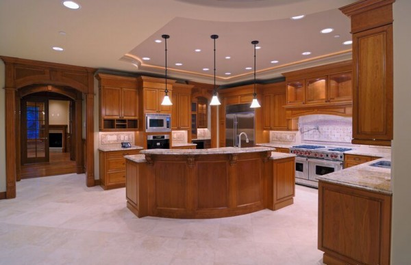 Luxury kitchen ideas home design garden architecture for Luxury kitchen designs 2012