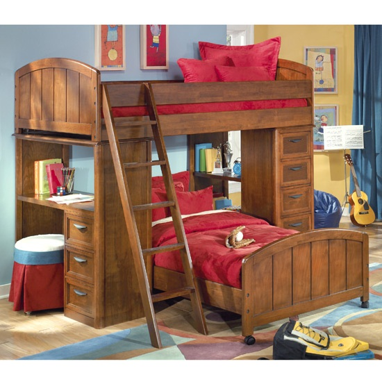 Space Saving Designs For Small Kids Rooms: Space-Saving Ideas For Small Bedroom