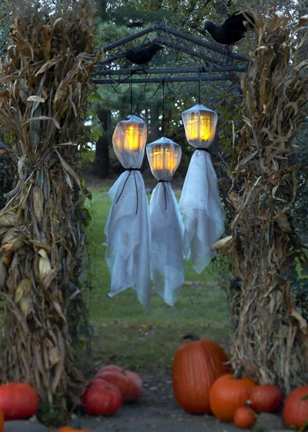 Halloween Homemade Scary Decorations in 50+ Amazing - Deco Halloween
