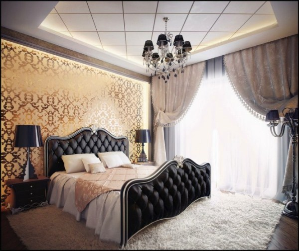 Luxury Master Bedroom: Luxury Bedrooms In A Traditional Style
