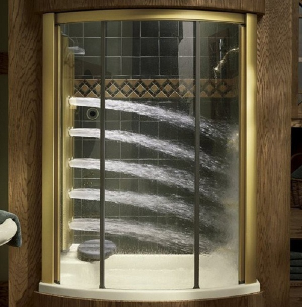 Kohler Shower : Amazing Body Spa Shower System by Kohler Home Design, Garden ...