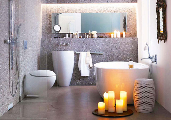 Functional Bathroom Design Ideas ~ Small and functional bathroom design ideas home