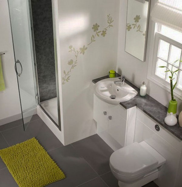 Bathroom Design Ideas 2012 ~ Small and functional bathroom design ideas home