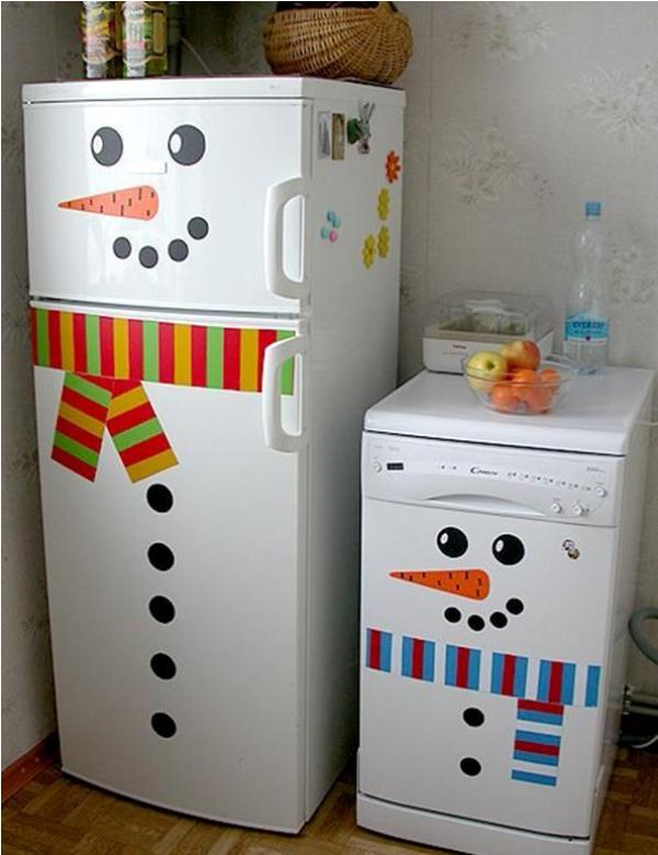 Creative idea for your kitchen christmas fridge magnets for Kitchen ideas magnet