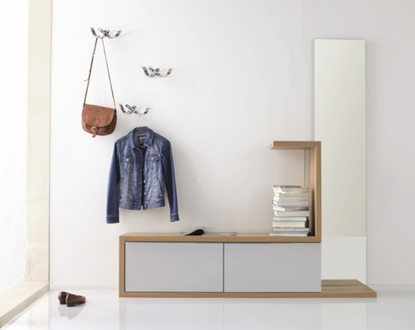Foyer Minimalist Wallet : Stylish and modern furniture collection sento select by