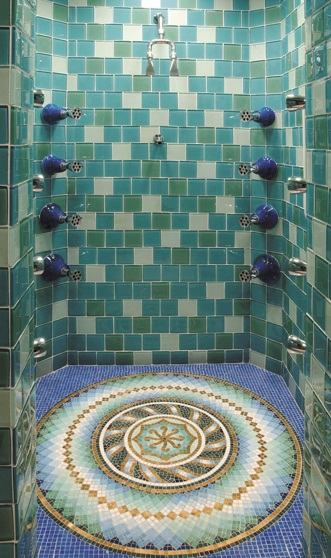 Amazing Body Spa Shower System By Kohler Home Design