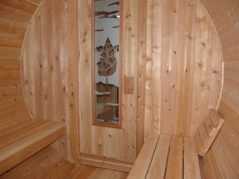 Improve Your Health Naturally With Sauna Barrel Home