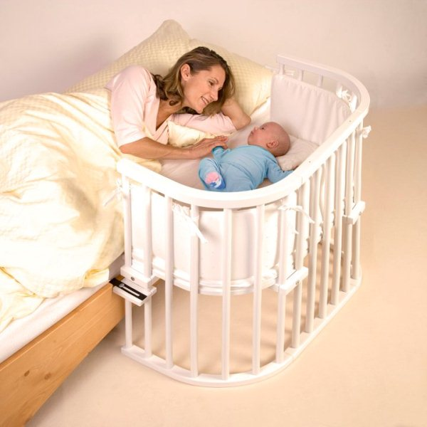 Cleverly bed extension for your sweet baby home design - Cunitas para bebe ...