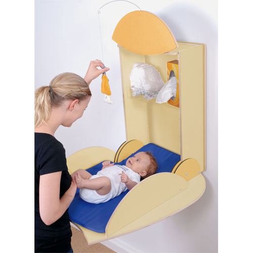 Wall Mounted Baby Changing Tables Home Design Garden