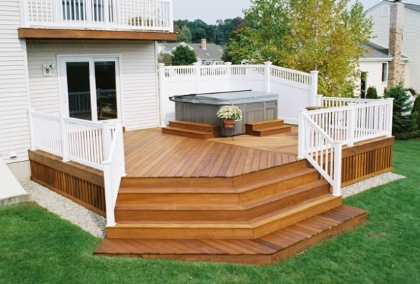 unique deck design ideas home design garden