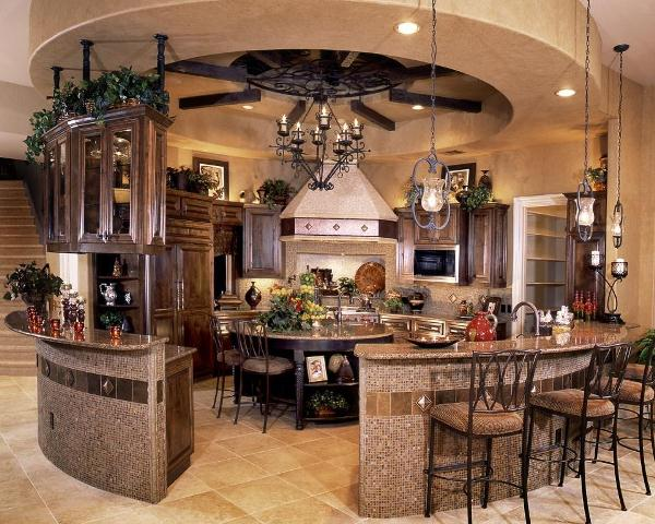 Exquisite Kitchen With Stunning Cabinets And Granite Countertops By Stadler C