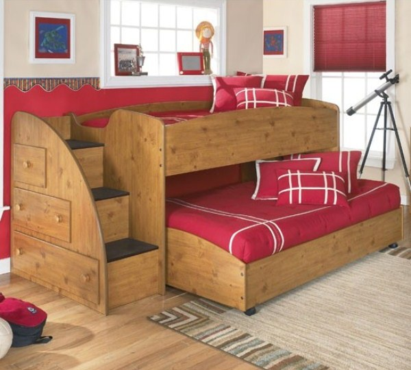 Bedroom Collection That Brings The Rustic Country Style To