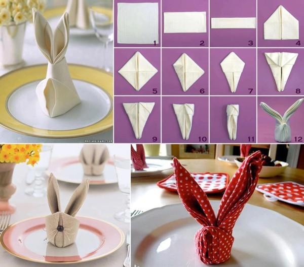 Creative ideas for your easter brunch home design - Deco de table de paques ...