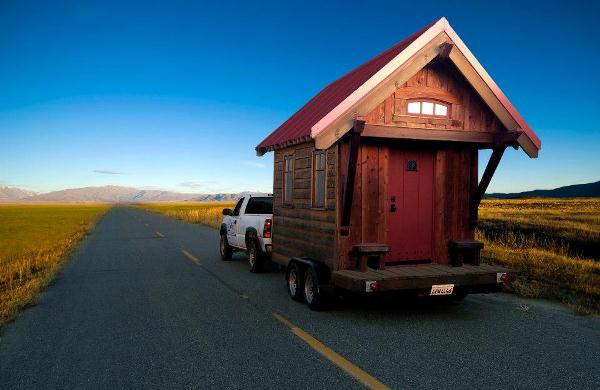 Amazing Tiny House On Wheels Home Design Garden Architecture Blog