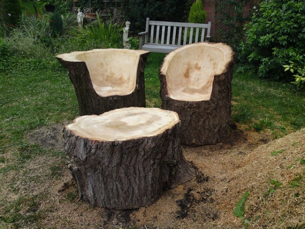Beautiful Rustic Pieces Of Furniture For The House Or Garden Home Design Garden