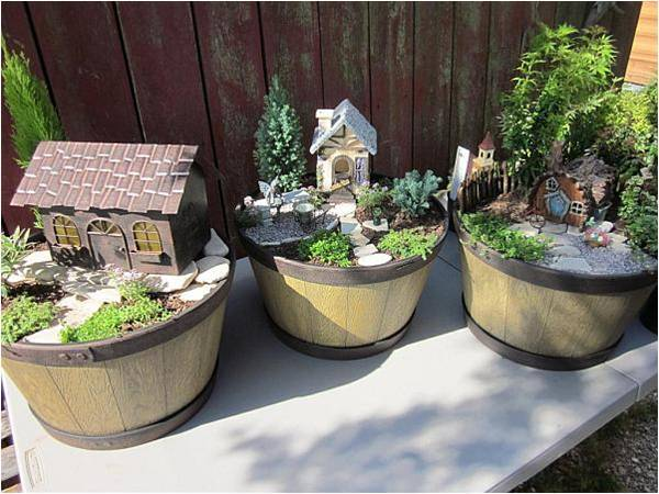 How to create a miniature garden home design garden for Jardin japonais miniature