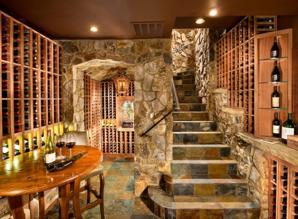 Wine Cellar Design Ideas | Home Design, Garden & Architecture Blog ...
