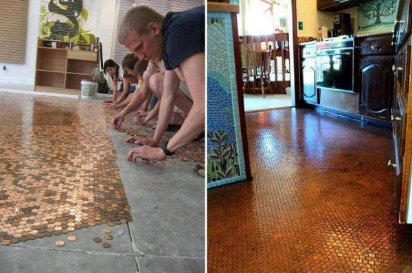 Pennies-beautiful-floor