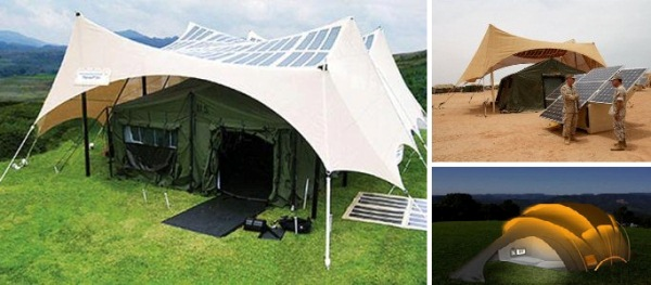 Solar-Powered-Tent