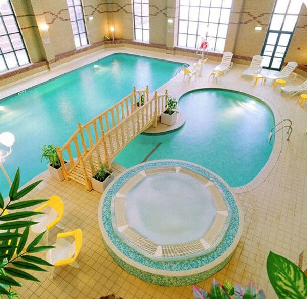 Indoor Pool Plans: Indoor Swimming Pool Design Ideas For Your Home
