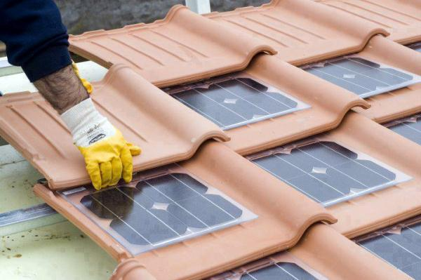 Solar Tile Roofing System Investment Opportunity | Commercial Solar ...