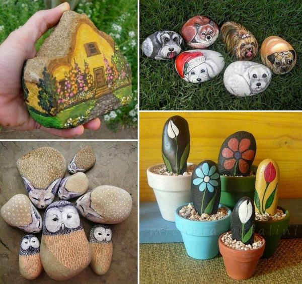 Rock Painting Ideas Images