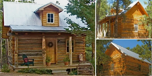 Tiny House Floor Plans Small Cabins Tiny Houses Small: Tiny House: Canyon Classic Cabins
