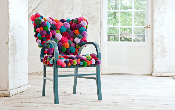 pompon-chair