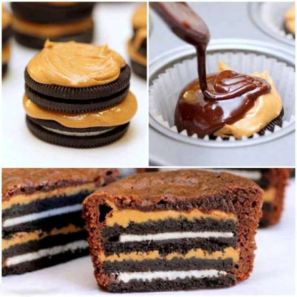 Butter-Brownie-Cakes