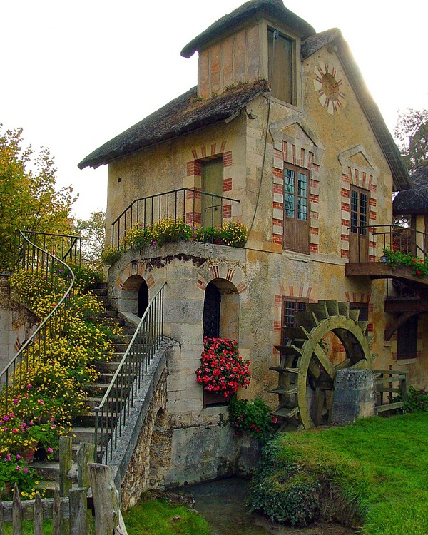 Most Beautiful Storybook Cottage Homes Home Design Garden