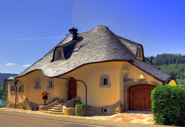 Most beautiful storybook cottage homes home design for German house builders