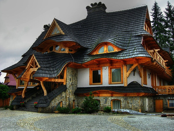 Most beautiful storybook cottage homes smiuchin for Creative home designs