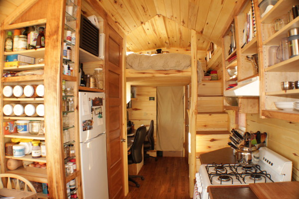 A Great Example For A Tiny And Cozy Home Home Design