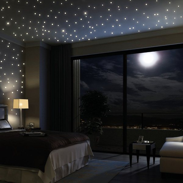 Starry Sky Wallsticker Design Home Design Garden