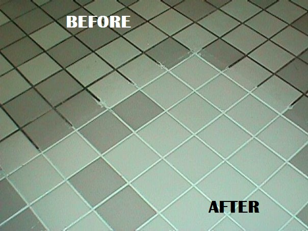Clean Grout Lines Using Chemical Free Products Home Design Garden Amp Architecture Blog Magazine