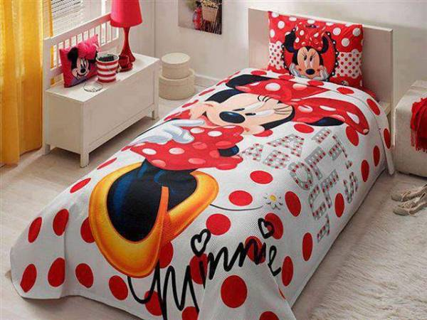 Disney minnie mouse bedding set home design garden amp architecture