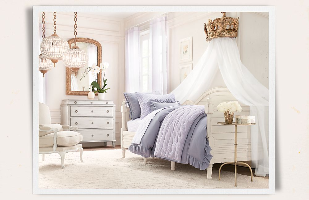 Baby Girl Room Design Ideas | Home Design, Garden ... on Girls Room Decor  id=80788
